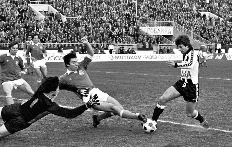 Tomislav Ivković, Dinamo, Partizan