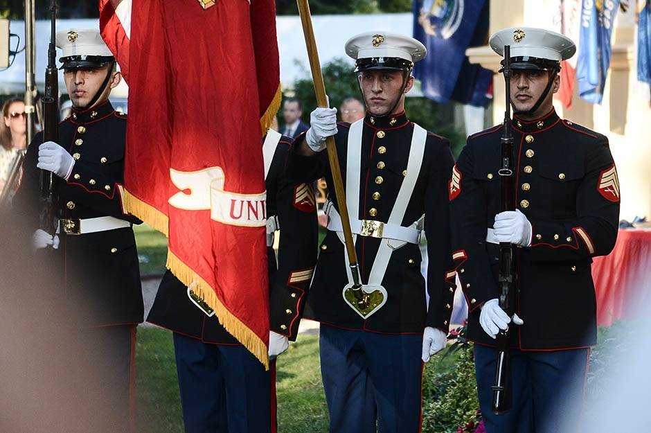 vojska, marinci, amerika, sad
