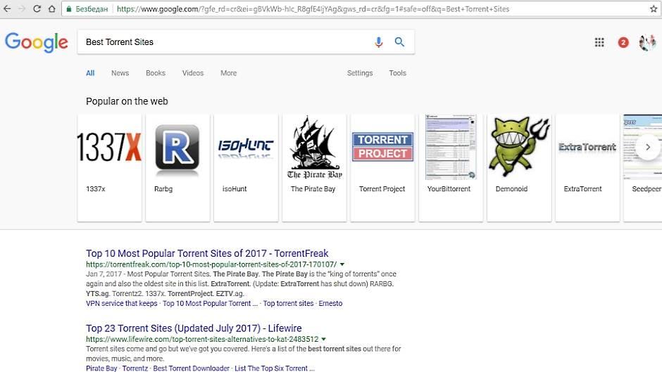 Piraterija, Torenti, Torent sajtovi, Torent pretraga, Najbolji torent sajtovi