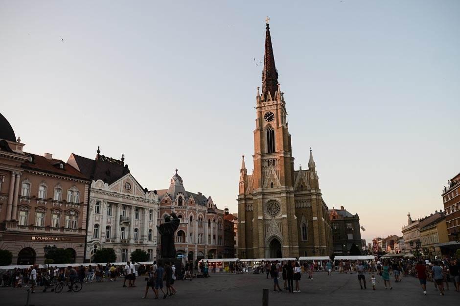 novi sad, katedrala,
