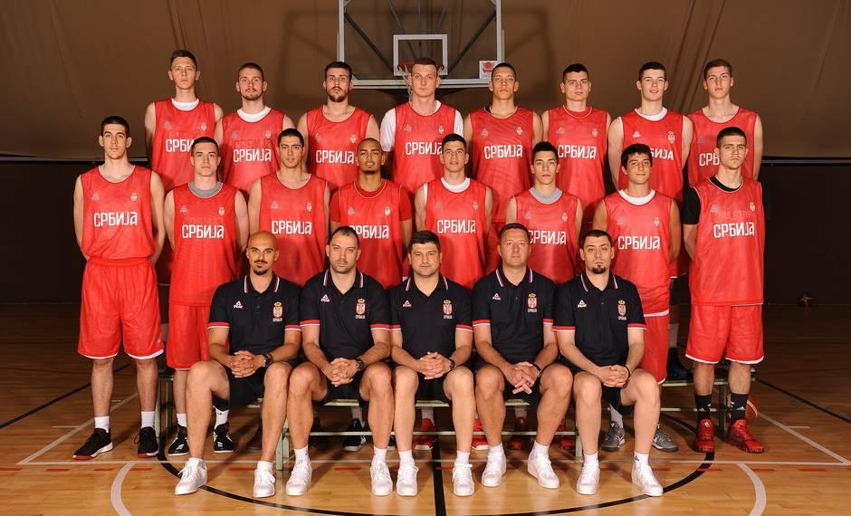 Orlići U20 U-20 reprezentacija Srbije