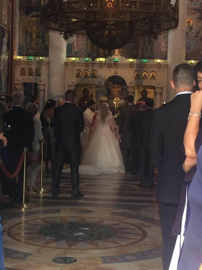 Kraljevsko venčanje na Oplencu (FOTO)
