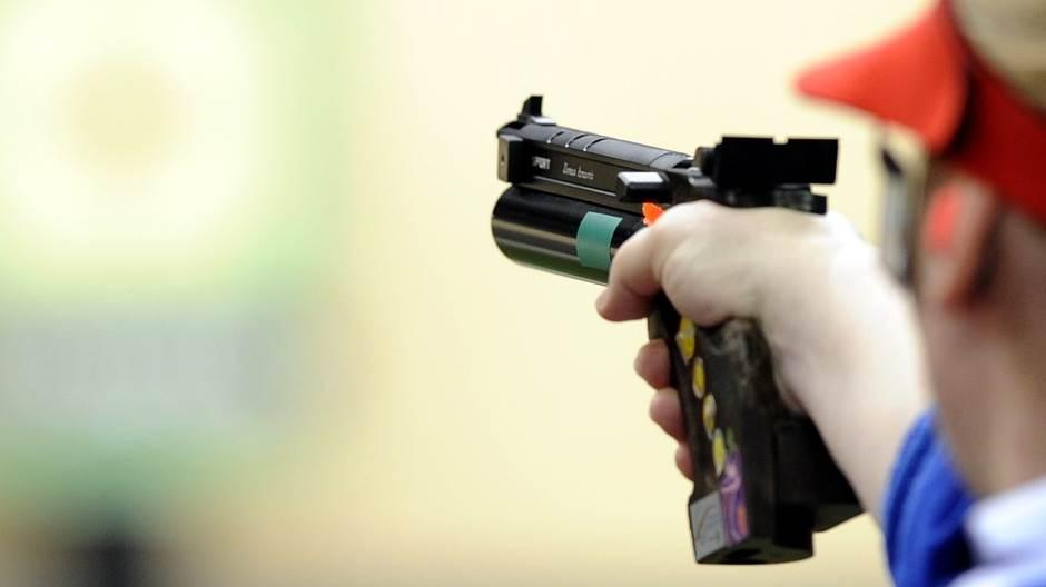 pištolj pistolj