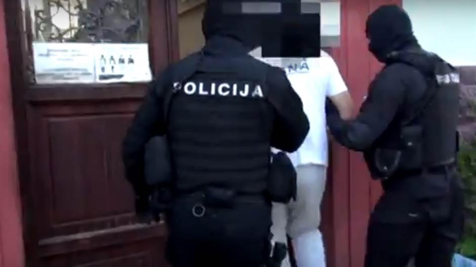 Uhapšeno 360! Na legalu, u provodu...(FOTO, VIDEO)