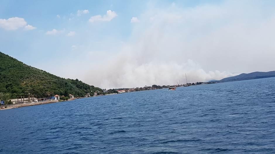 PAKAO: Crna Gora u plamenu! VIDEO, FOTO