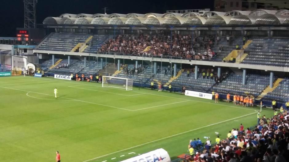 Spektakl na tribinama stadiona pod Goricom! VIDEO