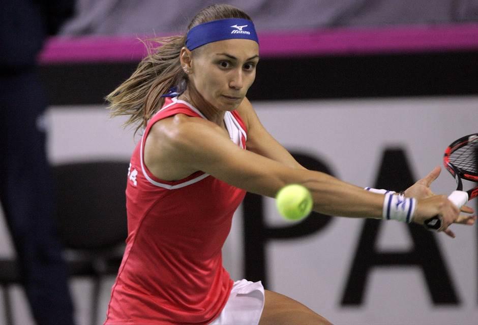 Fed kup: Preokret Krunićeve za drugu pobedu Srbije