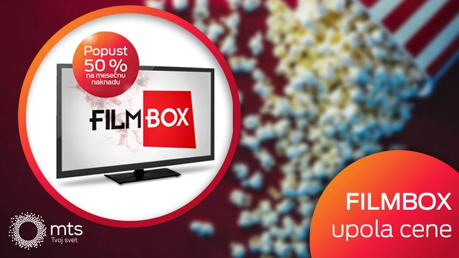 Filmbox: Nova stanica za gledanje filmova i serija