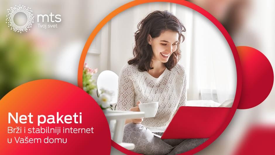 Brži i stabilniji internet + pretplata za dinar!