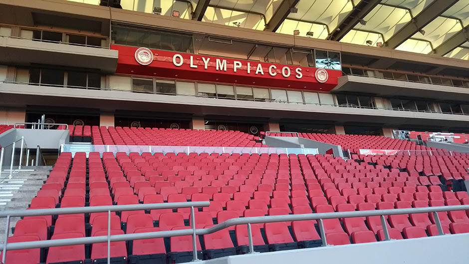 stadion, olimpijakos