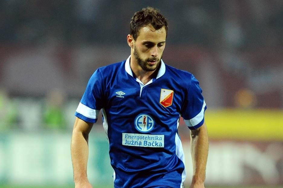 Filip Malbašić Vojvodina