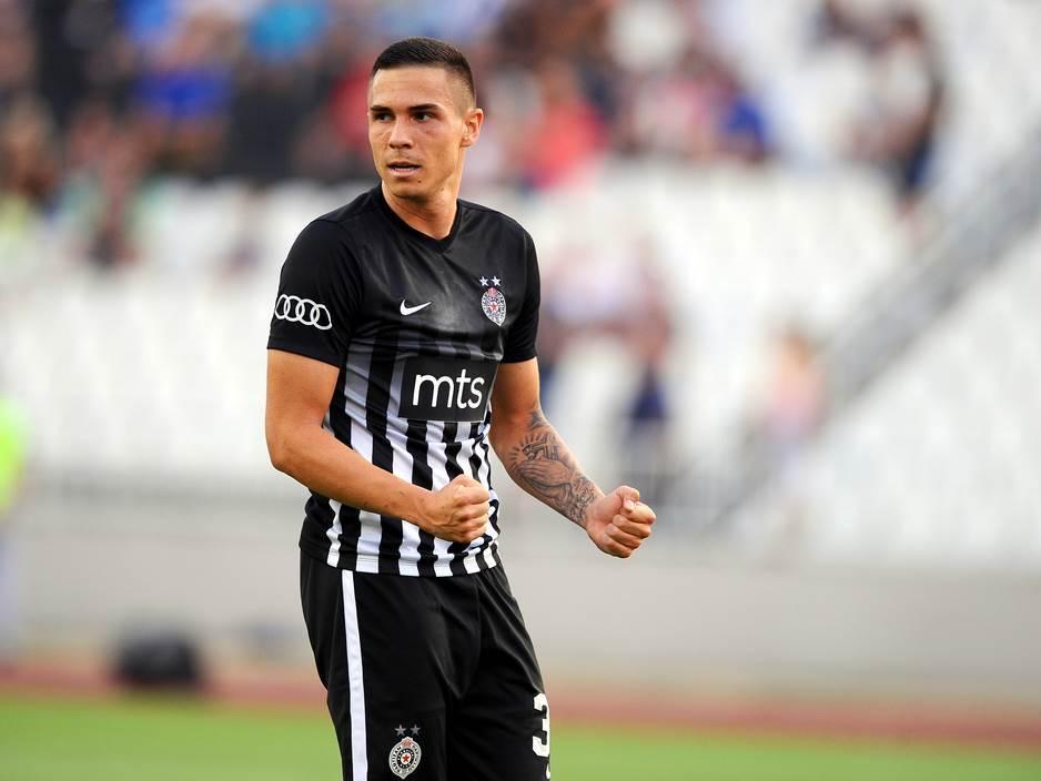 Uroš Đurđević Partizan