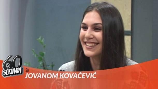 Jovana Kovačević, rukometašice, Srbija, mondo tv, 60 sekundi