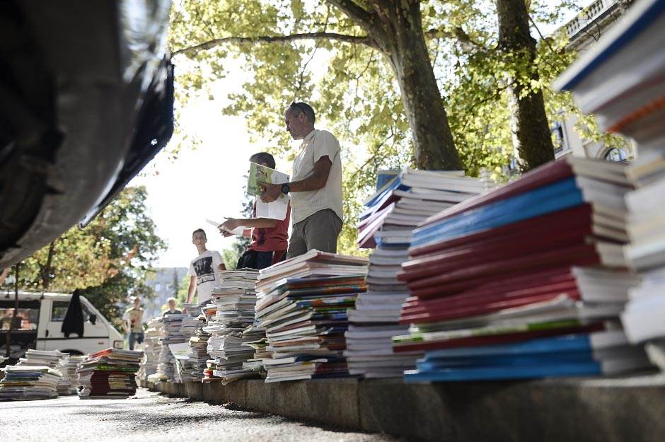 Dilema: Polovni ili novi udžbenici?
