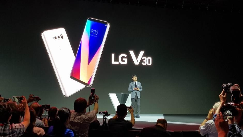 Novi V30: 256 GB memorije + veštačka inteligencija
