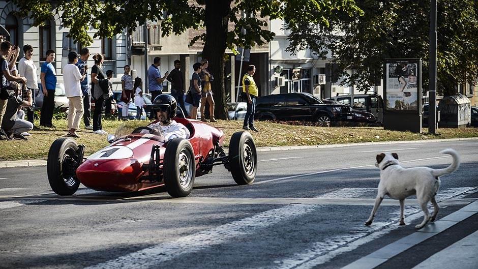 Formula 1 ponovo tutnjala na Kališu!
