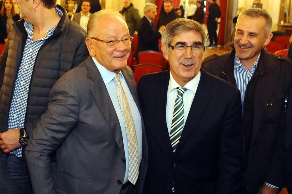 Dusan Ivkovic i Đordi Bertomeu