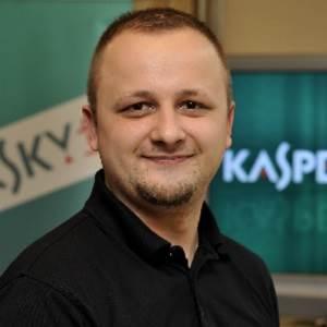 Marko Projs, Kaspersky Lab.
