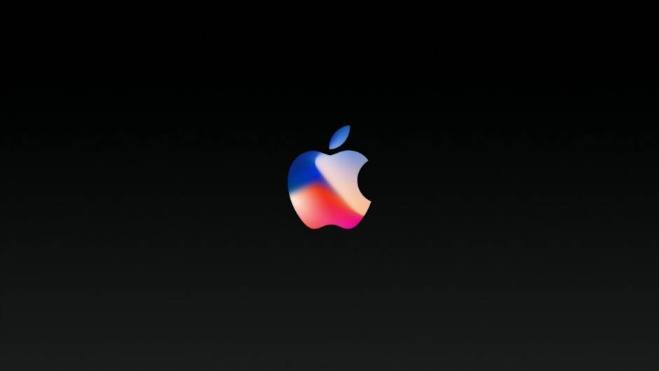 Apple, Logo, Stiv Džobs, iPhone X