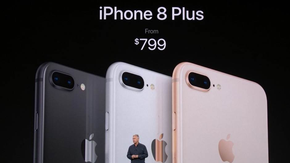 OVO je iPhone 8: SVE je novo, OSIM ekrana (VIDEO)