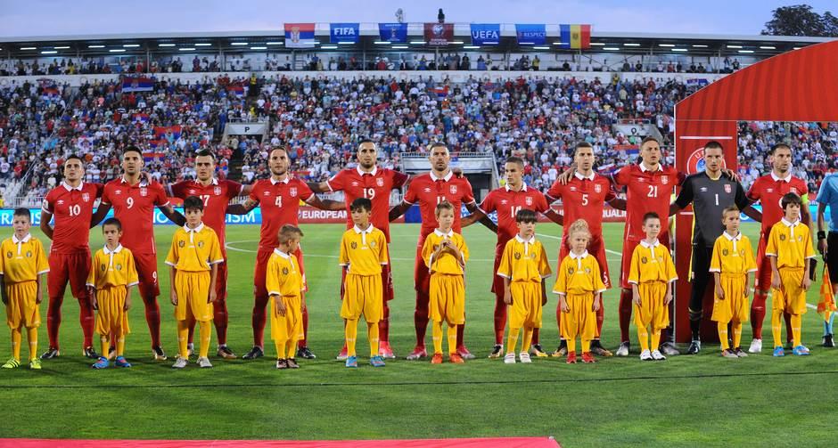 Fudbalska reprezentacija Srbija