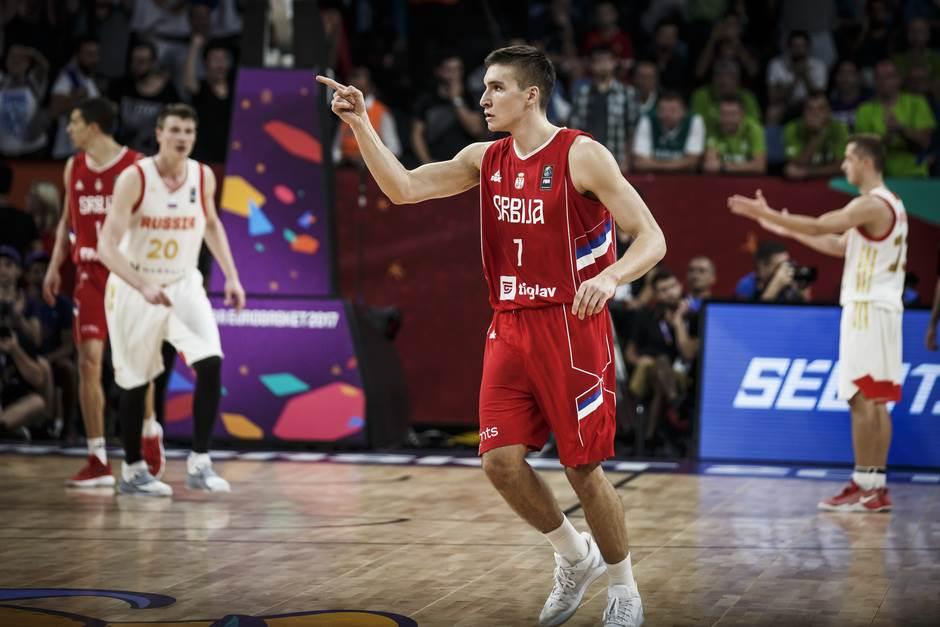 Bogdan Bogdanović Eurobasket