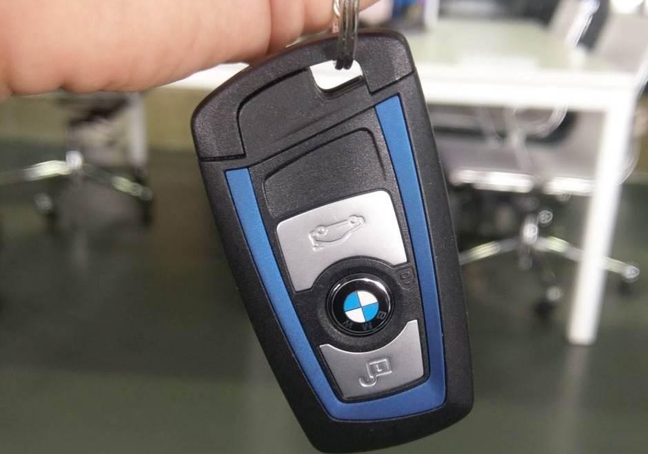 ključevi, BMW