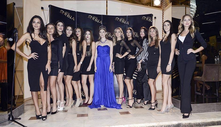 Mis Srbije 2017: Finalistkinje