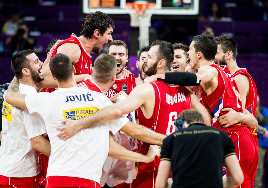 orlovi košarkaši srbija eurobasket