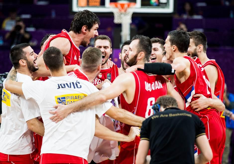 FK Partizan košarkašima: Heroji, naš ste ponos!