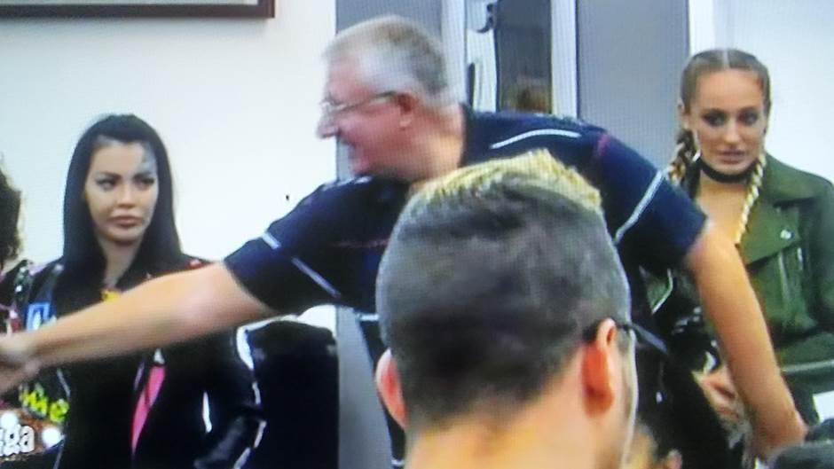 Šešelj ušao u Zadrugu i izricao presude! (VIDEO)