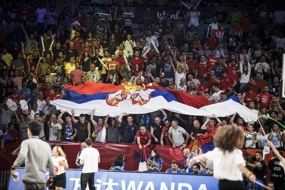 Srbija - Slovenija: RASPRODATO!
