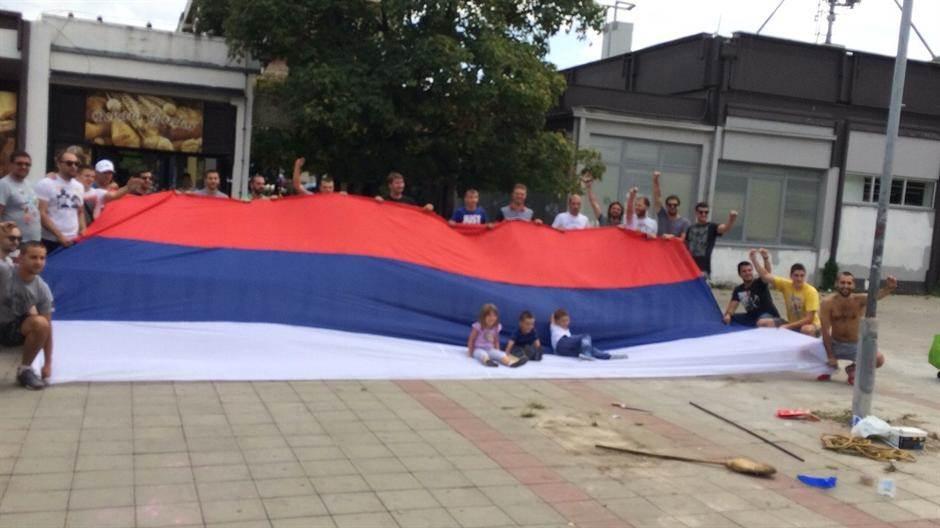 jarbol, zastava srbije, blok 21
