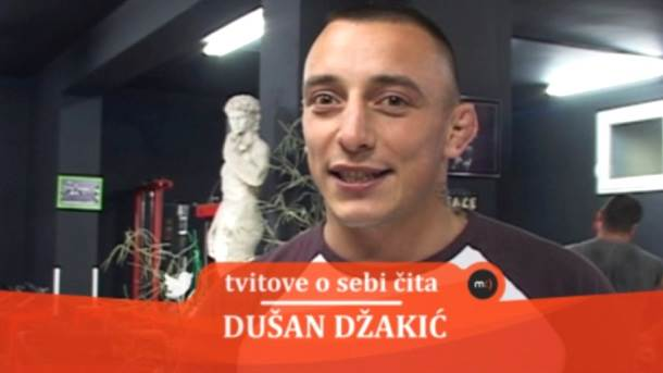Dušan Džakić, MMA, sport, mondo tv