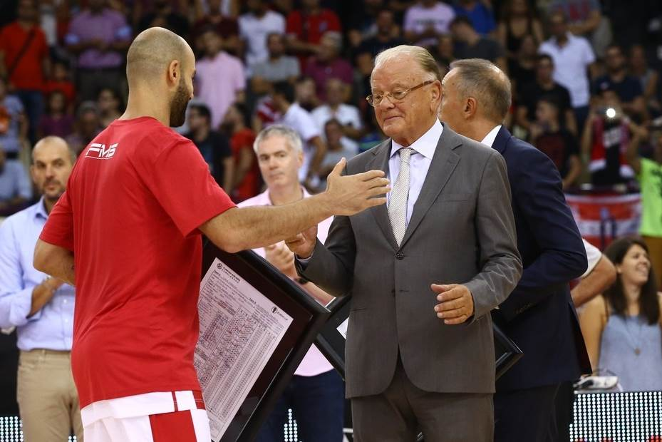 Dušan Ivković i Vasilis Spanulis