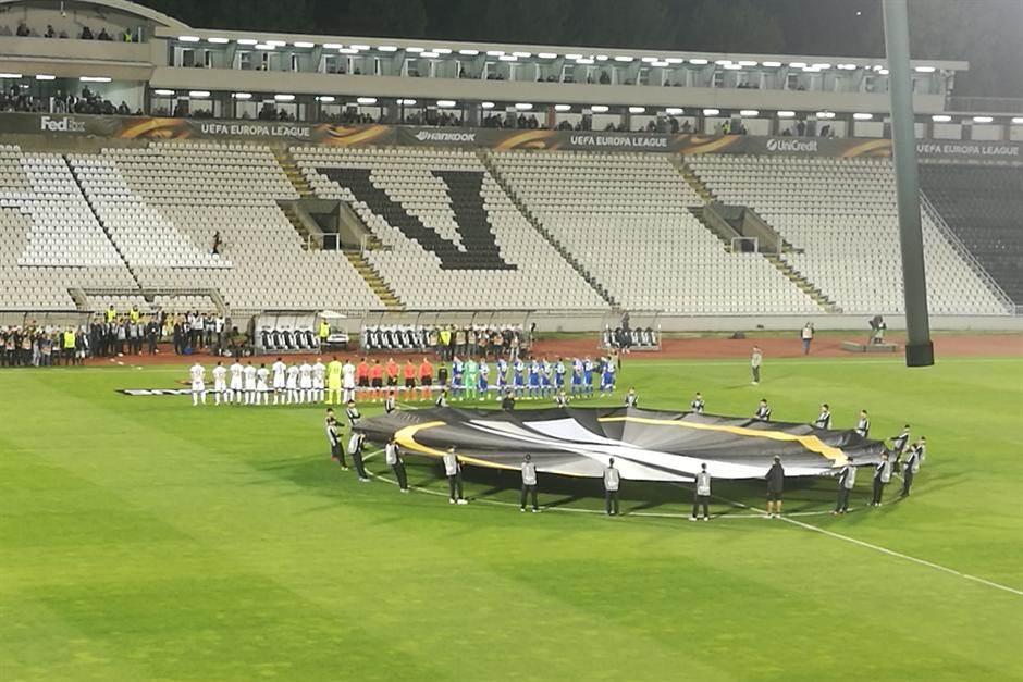 Partizan stadion Liga Evrope