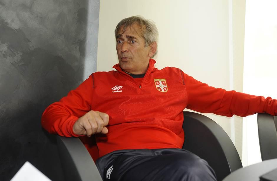 Đuričić: Nisam više trener Radničkog