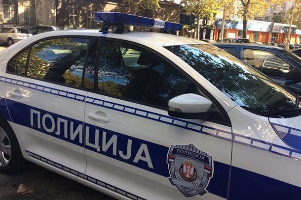 policija, policijski auto, dorćol