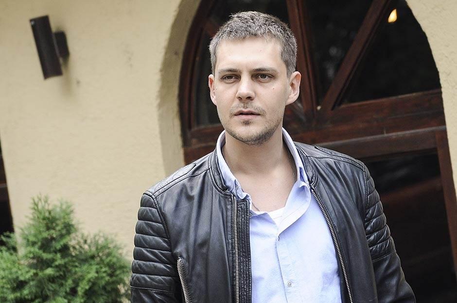 """Biković u ulozi """"sovjetskog Sinatre"""""""