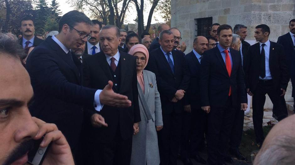 erdogan, vučić,