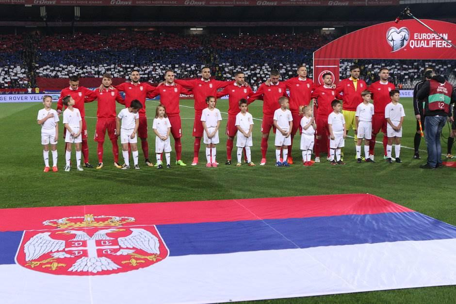 Ko je bio najbolji igrač Srbije u kvalifikacijama?
