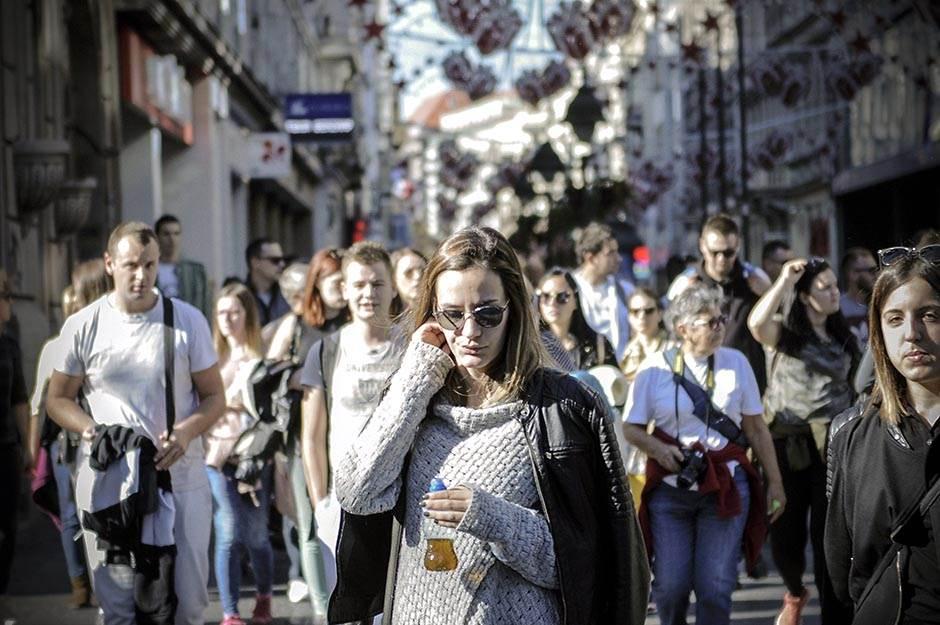 Beograđanke pozdravile Miholjsko leto!