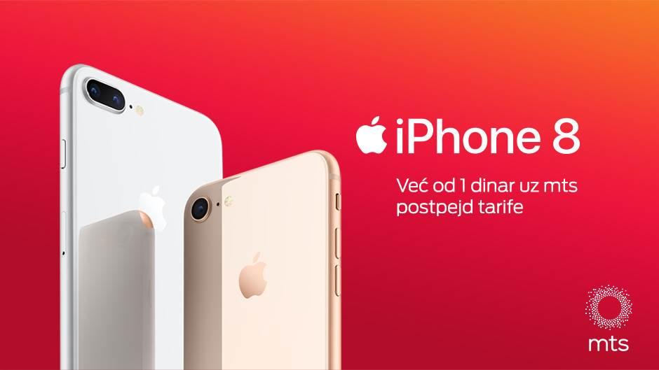 Počelo je: Budite prvi, naručite iPhone 8 i 8 Plus