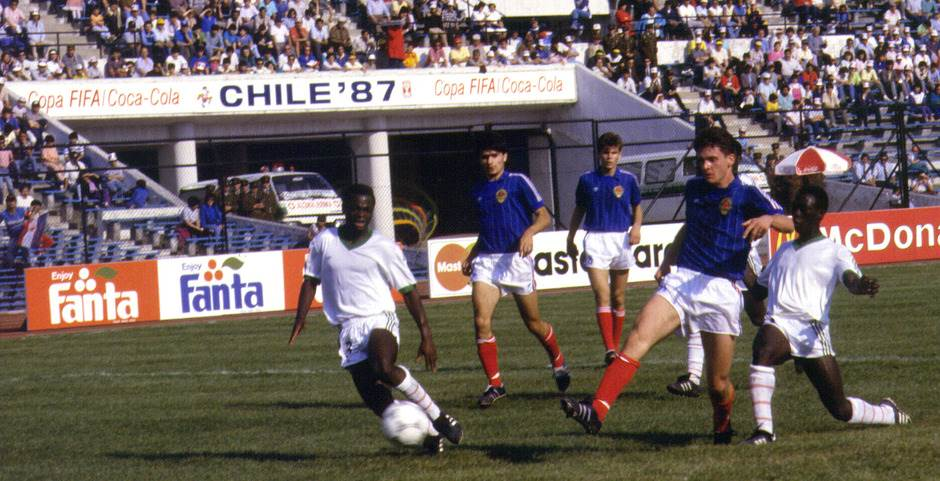 Čileanci, prvaci sveta iz Čilea, Zvonimir Boban, Predrag Mijatović, Davor Šuker, Robert Prosinečki