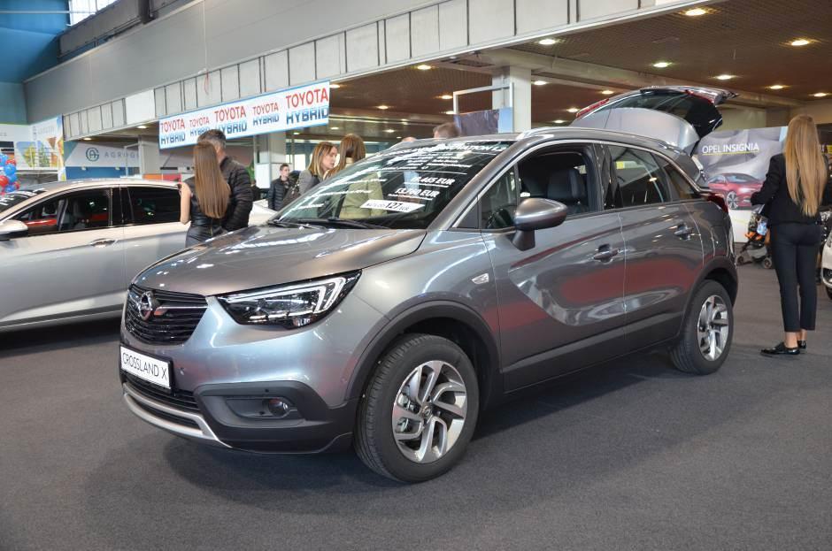 Otkazan sajam automobila u Novom Sadu