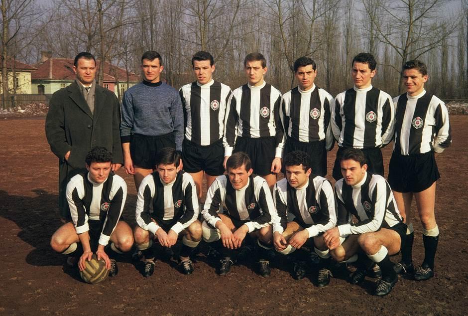 Bora Milutinović, Partizan