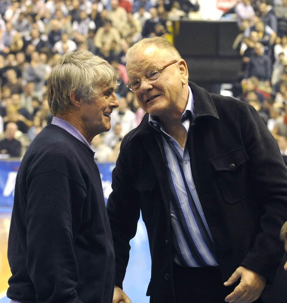 Bora Milutinović, Dušan Duda Ivković
