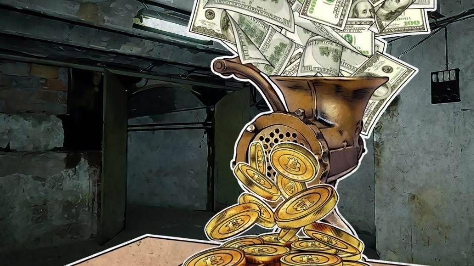 Bitcoin tone i dalje, vrednost ispod 4.500 dolara