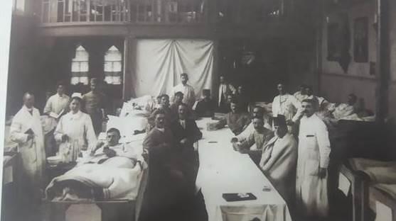 Srbi u bolnici u Roterdamu