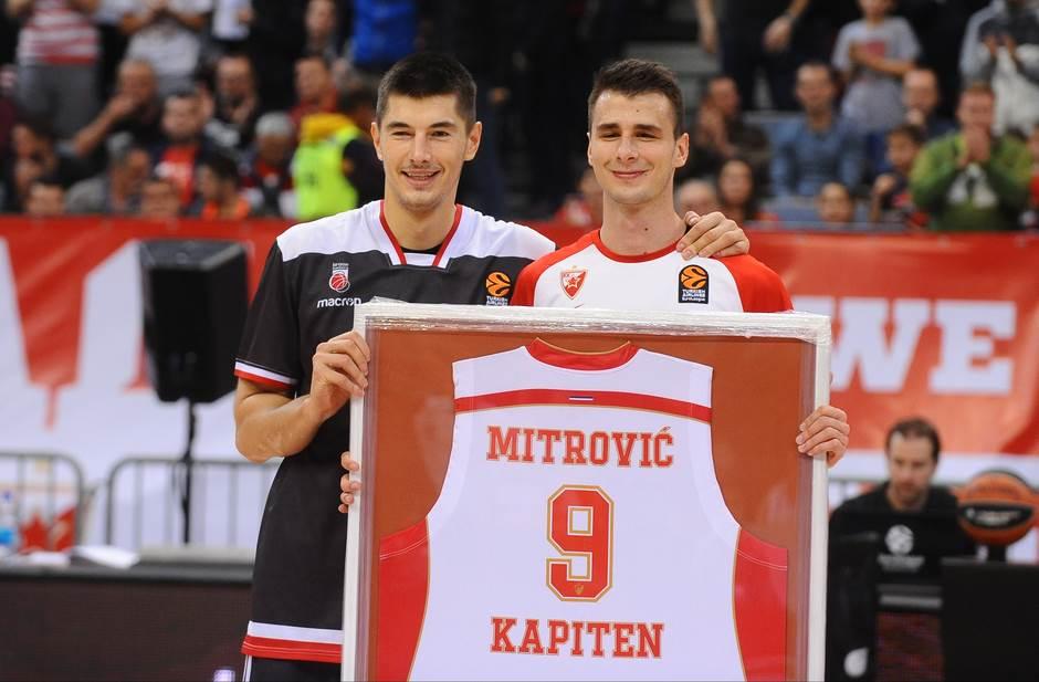 Luka Mitrović i Nemanja Dangubić